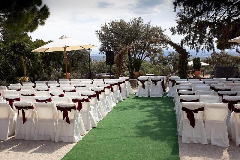 Fincas bodas madrid goblin catering - Casa rural el tomillar ...
