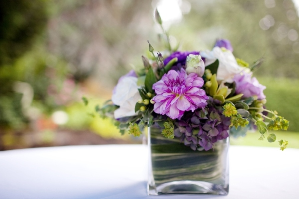 decoración floral bodas madrid - goblin catering